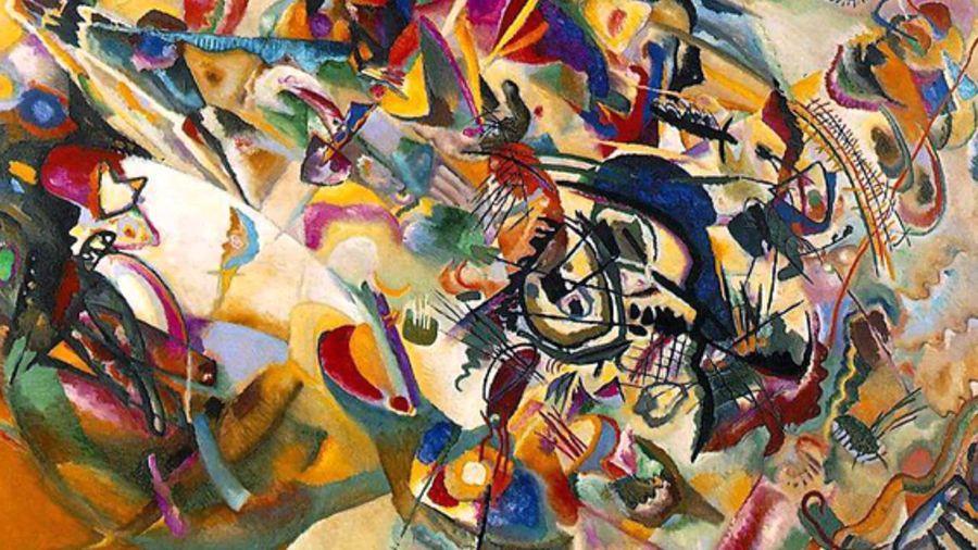 Абстрактне мистецтво! Абстракція в мистецтві! Абстрактний живопис! Картини сучасний абстракціонізм
